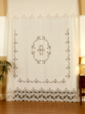 Window Curtains The Best Italian Design For Our Window Curtains In Linen Materials Italian