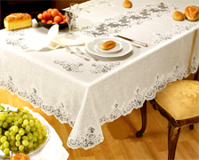 Dining Linens Manufacturing Italian Vip Embroidery Table Sheets Collection Dining Sets And Complete Home Home Decor Linens Manufacturing