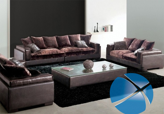 High end leather sofa manufacturers high end leather for Best furniture brands in usa