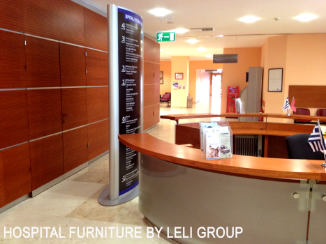 Usa Hospital Furniture Customized Clinic